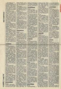 """1989-05-08-gazeta-wyborcza-nr-1_str-4-206x300 Kandydaci Komitetu Obywatelskiego """"Solidarność"""""""