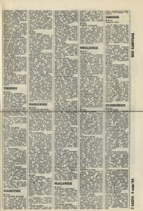 """1989-05-08-gazeta-wyborcza-nr-1_str-7-204x300 Kandydaci Komitetu Obywatelskiego """"Solidarność"""""""