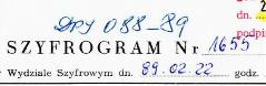 SZYFROGR czerwiec1989 - polska droga do wolności