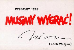 kartka-musimy-wtgrac czerwiec1989 - polska droga do wolności