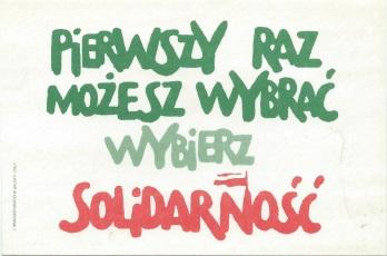 """kartka-pierwszy-raz-mozesz-wybrac-large Program Komitetu Obywatelskiego """"Solidarność"""""""