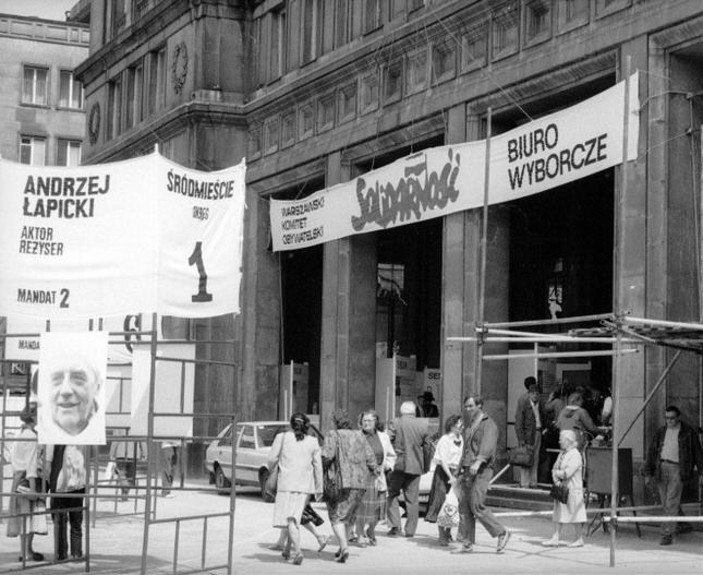 niespodzianka-0 czerwiec1989 - polska droga do wolności
