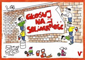 """plakat-glosuj-na-solidarnosc-300x210 Program Komitetu Obywatelskiego """"Solidarność"""""""
